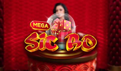 Pragmatic Play Mega Sic Bo logo big