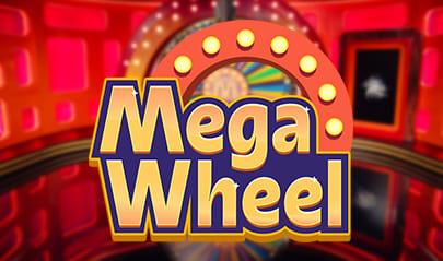 Pragmatic Play Mega Wheel logo big