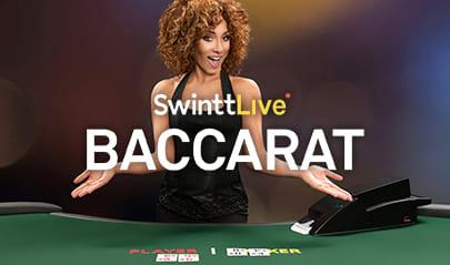 Swintt Live Baccarat logo big