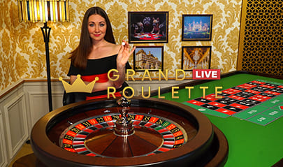 Authentic Gaming Grand Roulette logo big