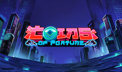 Coins of Fortune logo big