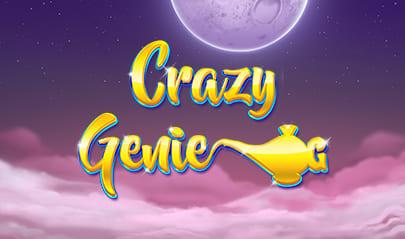 Crazy Genie logo big