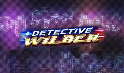 Detective Wilder logo big