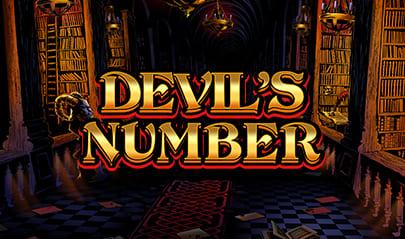 Devil's Number logo big