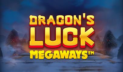 Dragon's Luck Megaways logo big