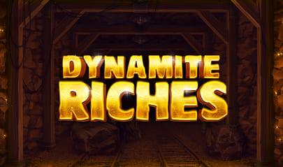 Dynamite Riches logo big