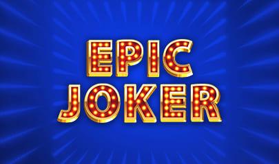 Epic Joker logo big