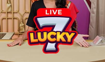 Ezugi Lucky 7 logo big
