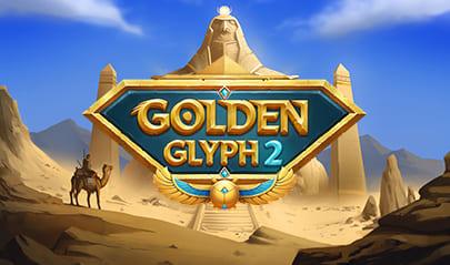Golden Glyph 2 logo big