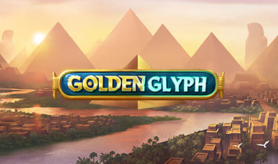 Golden Glyph logo big