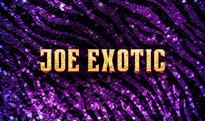 Joe Exotic logo big