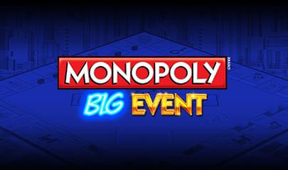 Monopoly Big Event logo big