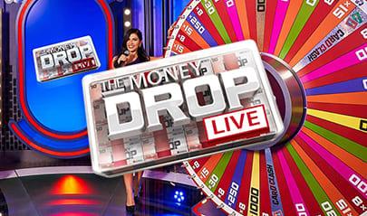 The Money Drop Live logo big