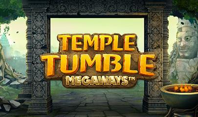 Temple Tumble Megaways logo big