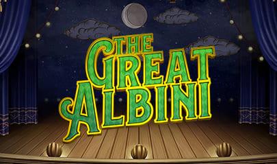 The Great Albini logo big