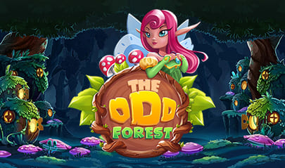 The Odd Forest logo big