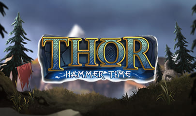 Thor Hammer Time logo big