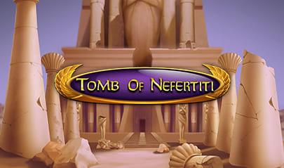 Tomb of Nefertiti logo big