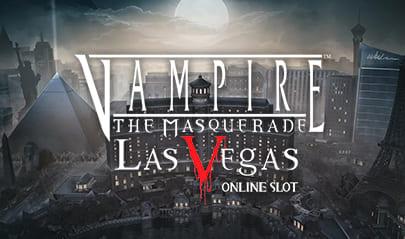 Vampire The Masquerade Las Vegas logo big