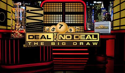 Deal or No Deal Big Draw logo big