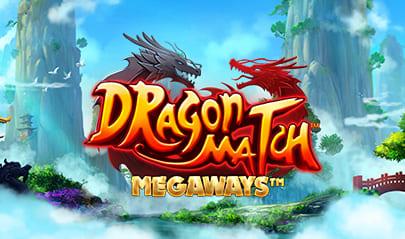 Dragon Match Megaways logo big