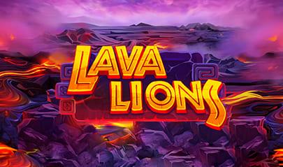 Lava Lions logo big