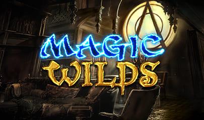 Magic Wilds logo big