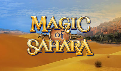 Magic of Sahara logo big