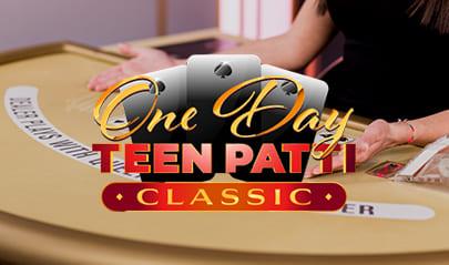 One Day Teen Patti logo big