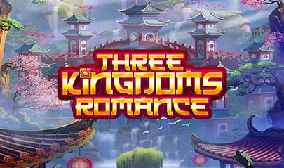 Three Kingdoms Romance logo big