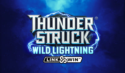 Thunderstruck Wild Lightning logo big