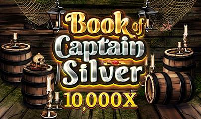 Book of Captain Silver logo big
