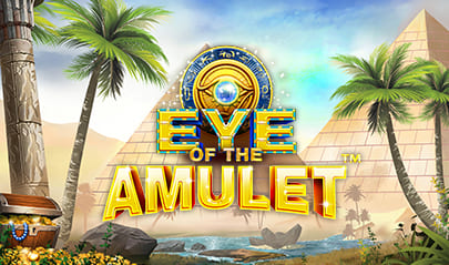 Eye of the Amulet logo big