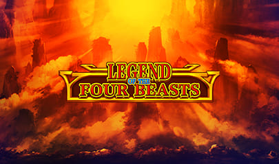 Legend of the Four Beasts logo big