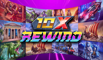 10x Rewind logo big