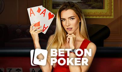Bet on Poker logo big