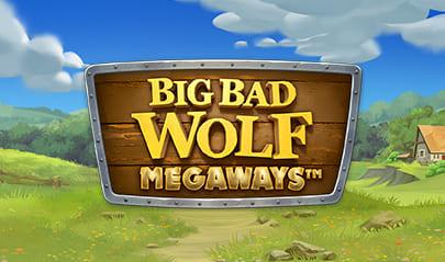 Big Bad Wolf Megaways logo big