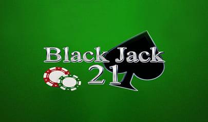 Blackjack 21 logo big