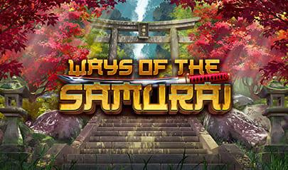 Ways of the Samurai logo big