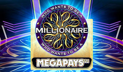Who Wants to be a Millionaire Megapays logo big